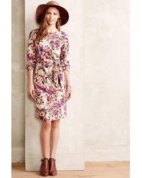 Lavand. Equinox Floral Dress - Lyst