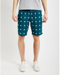 Publish | Jagger Bottoms Teal | Lyst