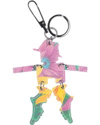 Y-3 Key Ring - Pink