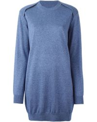 Alexander Wang Long Sweater - Lyst