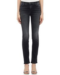 J Brand Maria High-rise Jeans - Lyst