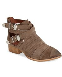 Jeffrey Campbell 'Nuestra' Cutout Bootie - Lyst