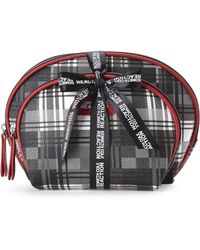 Kenneth Cole Reaction | 2-Piece Dome Travel Case Set | Lyst