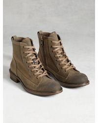 John Varvatos | Lincoln Utility Boot | Lyst