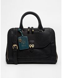 Nica - Grab Bag With Bow Detail - Lyst