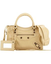 Balenciaga Classic Mini City Bag - Lyst