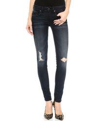 Genetic Los Angeles Shya Skinny Jeans  Radar - Lyst