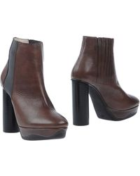 B Store Ankle Boots - Lyst