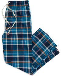 Original Penguin Plaid Pajama Pants - Lyst