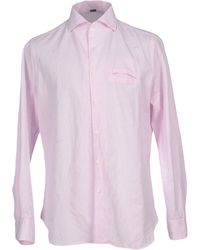 1958 The Sartorialist Shirt - Pink
