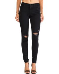 Mother High Waisted Looker - Lyst