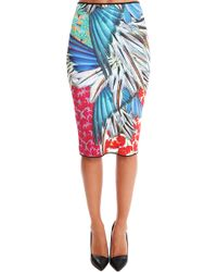 Clover Canyon Multicolor Reversible Skirt - Lyst