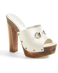 Gucci 'Morena' Platform Mule - Lyst