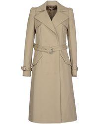 Michael Kors Full-Length Jacket - Lyst