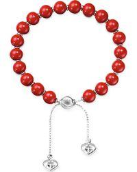 Gucci Boule Britt San Valentino Bead Bracelet - Lyst
