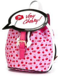 Sophia Webster - X Coca-cola 'very Cherry' Backpack - Lyst