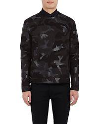 Valentino | Camouflage Neoprene Sweater | Lyst