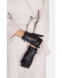 Karen Millen - Zip Glove - Lyst
