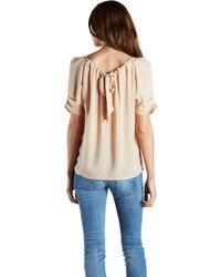 Joie Eleanor Top - Lyst