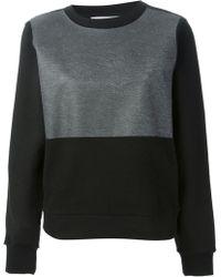 Balenciaga Colour Block Sweater - Lyst