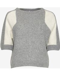 Shae - Exclusive Cashmere Short Sleeve Sweater - Lyst
