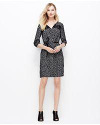 Ann Taylor Tall Lace Confetti Dress - Lyst