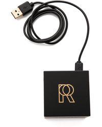 Ringly - Stargaze Tech Ring - Black Onyx - Lyst