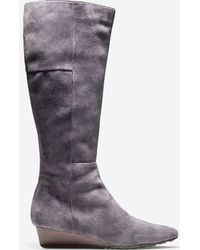 Cole Haan Tali Luxe Boot (40Mm) gray - Lyst