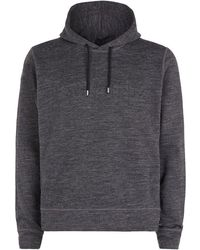 DSquared² 3D Logo Hoodie gray - Lyst
