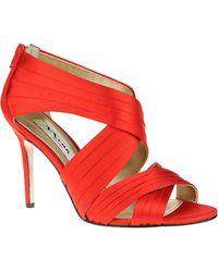Nina Melizza High Heel Sandals - Lyst
