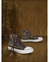 Denim & Supply Ralph Lauren - Jammie Camouflage Sneaker - Lyst