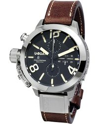 U-Boat | 7430 Classico 45 Cas Tungsten Stainless Steel Watch | Lyst