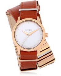 Nixon The Kenzi Wrap Watch - Lyst
