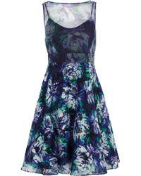 Coast Multicolor Perlia Dress - Lyst