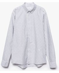 Soulland | Goldsmith Striped Button Down | Lyst