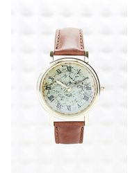 Urban Outfitters - Constellation Watch in Tan - Lyst