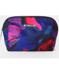 MZ Wallace Ines Pink Lava Bedford multicolor - Lyst