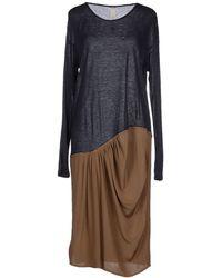Anne Valerie Hash   Knee-length Dress   Lyst