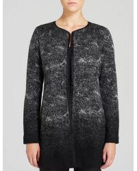 Eileen Fisher Sprinkle Ombre Jacket - Lyst