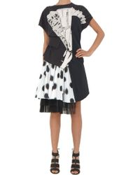 Marc By Marc Jacobs Patchwork-Dress - Lyst