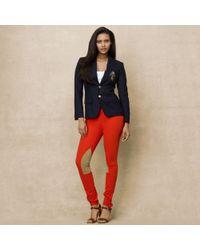 Ralph Lauren Blue Label | Polo Custom Blazer | Lyst