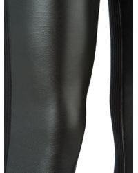 Sacai Luck Thigh High Socks - Black