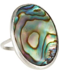 Suzannah Wainhouse Jewelry - Abalone Silver Ring - Lyst