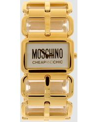 Moschino Cheap & Chic Wrist Watch - Lyst