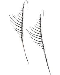 Mugler Earrings - Lyst