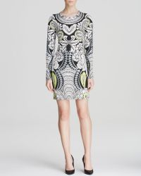 Mink Pink Dress - Fitted Printed - Lyst