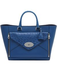 Mulberry Willow Tote - Lyst