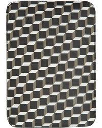 Pierre Hardy Black Geo Cube Ipad Mini Cover - Lyst