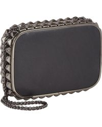 Barneys New York Black Minka Clutch - Lyst