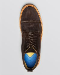 Robert Graham | Bedford Washed Suede Boots | Lyst